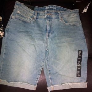 GAP Shorts - denim shorts
